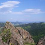 Vista dal monte Menegosa