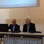 Giornate di Natura & Psiche 2019 Giorgio Risari e Antoine Fratini