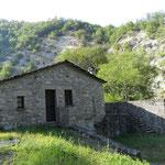 Vecchio mulino Stirone Rivarolo