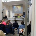 Giornate di Natura & Psiche 2016 Marcella Danon e Gianluca Bonazzi