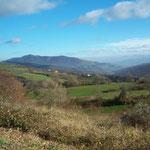 Vista del monte Santa Cristina