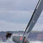 Hooligan, Audi Sydney Harbour Regatta Photo: Lulu Roseman
