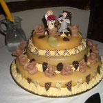 Eigene Hochzeitstorte