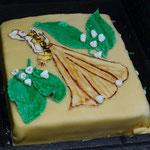 Torte für Maikönigin
