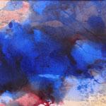 "ART HFrei - ""Tiefgang 1"" - Aquarell - 2011"