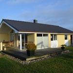 Unser Ferienhaus in Wesselburenerkoog
