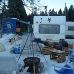 Unsere Winterküche ;-)