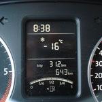 Endlich mal richtig Winter, brrrrrrr....