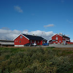 letzte Übernachtung in Norwegen