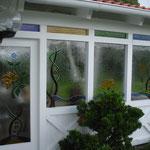 Wind- und Sichtschutz