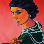 Coco Chanel 81X100