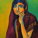 Indira Gandhi 81X100