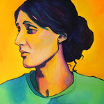 Virginia Woolf 81X100