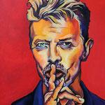 David Bowie 81X100