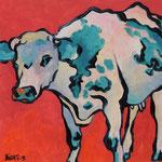 Vache 1303 19X19