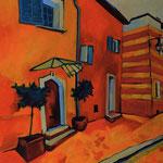 Le porche N°3 73X100