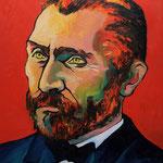 Vincent Van Gogh 81X100