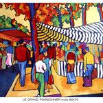 Bastille : le marché