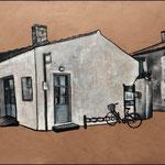 Maison de Saint Sauveur 50X70