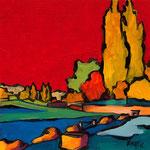 Seine-Port N°12-6 20X20