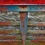 ©Trash/Treasure, 'behind bars', pigment print