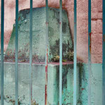 ©Trash/Treasure, 'behind bars', pigment print