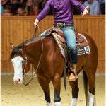 Wenn das Pferd nicht will, dann geht's halt nicht...