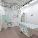 X-P 画像は手術室の大画面、外来の画面で閲覧可能