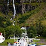 Seyðisfjörður - Iceland