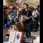 Singers, Portobello Road