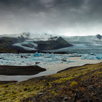 Fjallsárlón glacier lake - Iceland