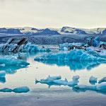Iceberg, Jökulsárlón - Iceland