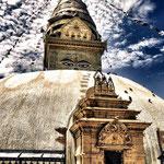Swayambhunath Stupa, Kathmandu - Nepal