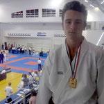 Médaille de bronze pour Martin!