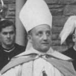 Pfarrer Heinrich Baaken (1946-1952), dann Weihbischof in Münster