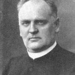 Pfarrer Karl Meyer (1910-1923)