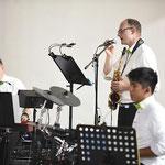 Musik spielt in Tabgha-Gottesdiensten traditionell eine große Rolle - so nun auch am Duisburger Standort. (Foto: Alexandra Roth   Bistum Essen)