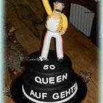 GUtschein Torte für meine Schwester!!!