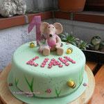 für Liah zum 1 Geburtstag