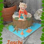 Joschi Torte - April 2014 - Zum 50er für Joschi