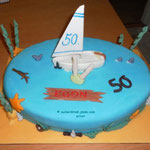 Dezember 2012 - für meinen Schwager Egon zum 50er