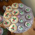 zum Adventlichen Sonntagskaffetisch -Dezember 2012