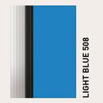 Behangfarbe lichtblau für PVC-Schnelllauftore