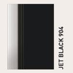 Behangfarbe schwarz für PVC-Schnelllauftore