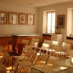 Ausstellungs- und Vortragsraum