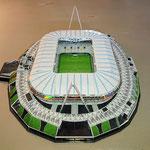 Allianz stadium, Juventus