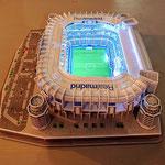 Bernabeu, Real Madrid