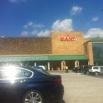 Der Giant Supermarkt :) Nahe und groß :) Überleben gesichert :)