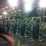 YMCA - Maschinenbereich