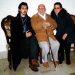 con Roberto Murolo